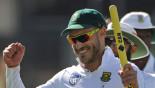 I'm happy Shakib is not playing: Du Plessis