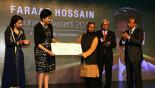 Madaripur youth gets Faraaz courage award