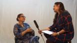 In conversation with gracious Farzana Shakil