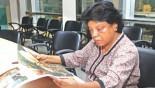 Eminent art critic Fayza Haq no more