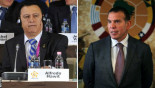 Fifa vice-presidents held in Zurich