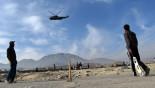 Five Nato personnel die in Kabul crash