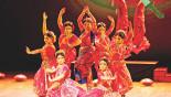Gaudiya Nritya Bharati performs at Shilpakala