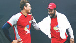 Gayle targets 55 sixes in next four games