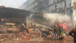 Gulshan DCC market fire