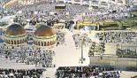 Hajj begins