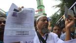 Hajj pilgrims stage demo protesting agencies' 'fraudulence'