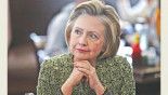 Clinton blames FBI for loss
