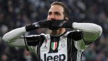Higuain on the double