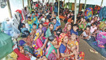 Hindus Displaced from Rakhine: No puja for them this time