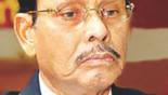 HM Ershad hospitalised