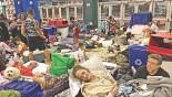 Hurricane Jose spares Irma-ravaged islands