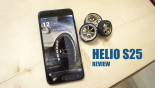 Hands-on Review: Helio S25