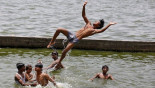 Massive India heatwave 'kills 500'