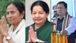 Mamata, Jayalalithaa retain power, BJP wins Assam, Left bags Kerala