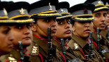 India may allow female soldiers in ground combat