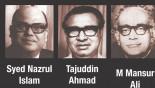 Tributes paid to Bangabandhu, 4 national leaders
