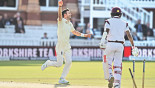 England on top as Jimmy takes 500th