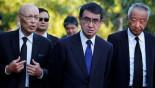Japan conveys concern over Rohingya to Suu Kyi