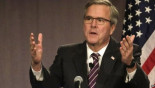 Jeb Bush slams Trump for saying 9/11 came during George Bush's 'reign'
