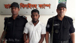Attack on Navy mosque: Another 'militant' accused held in Jhenidah