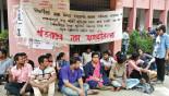JU vandalism case: Students besiege administrative building