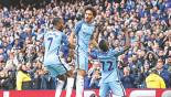 Draw takes Man City top