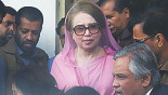 Graft charges  false: Khaleda
