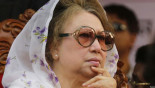 Khaleda calls upon press to unite for freedom