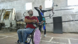 Heroes in Rio, Ukraine's disabled struggle at home