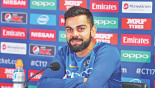 Kohli promises top show
