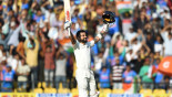 Kohli double ton puts India in command of 2nd Test