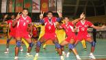 Bangladesh win volleyball title