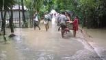 Villages inundated as Dharla, Teesta flow above danger mark