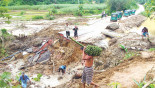 Landslides kill 5 more