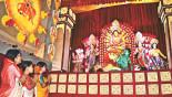 Durga Puja starts with 'Bodhon'