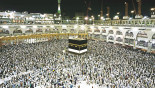 2m Muslims in Makkah for hajj