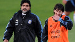 Maradona brands Messi ban 'terrible'