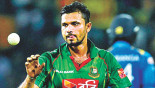Mashrafe can play for as long as he wants
