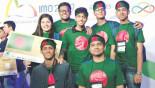 Bangladesh excels in Int'l Math Olympiad