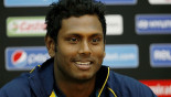 Mathews to lead till WC