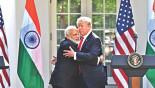 Modi's Trump card