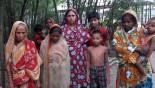 They return, happy with Bangladeshi generosity