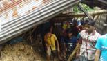 4 killed as landslides hit Khagrachhari, Moulvibazar
