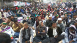 14 more fall sick as hunger strike enters day 5