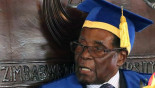 Mugabe makes first public appearance since army takeover