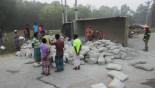 10 killed in Mymensingh road crash