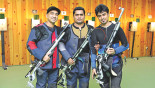 Youth shooting gets underway
