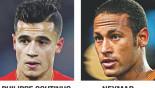 Ronaldinho hails Neymar, Coutinho