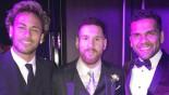 Neymar's PSG move concocted at Messi's wedding?